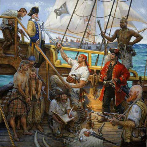 Taking the Whydah