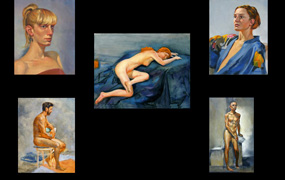 Figure Paintings
