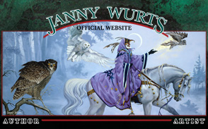 Janny Wurts - Official Website